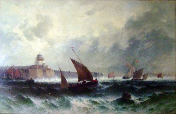 Theodore Weber  'St Ives' - late 1870s
