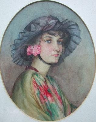 Mabel Douglas  'Theresa Abell'