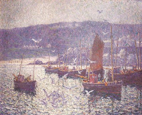 Wilson Henry Irvine  'St Ives'