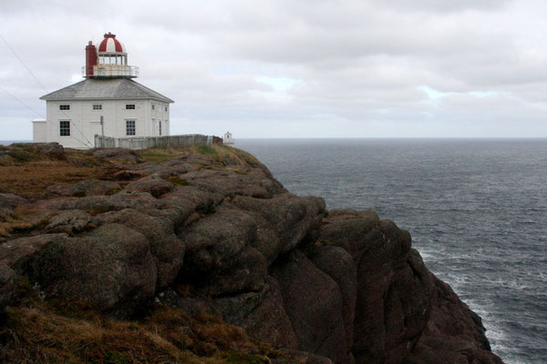 *CAPE SPEAR LIGHTHOUSE* AM ÖSTLICHSTEN PUNKT & ÄLTESTEN LIGHTHOUSE NORDAMERIAKS