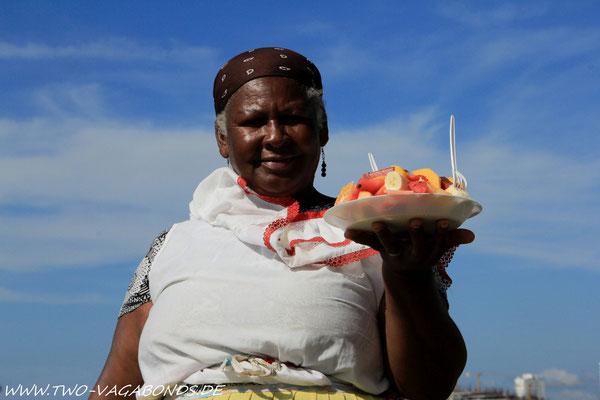 MAMA AFRIKA UND IHRE LECKEREN VITAMINBOMBEN