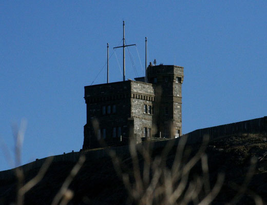 *SIGNAL HILL* - *CABOT TOWER*