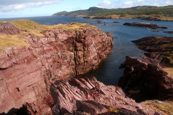 *ARCHE ROCK* IN *TICKLE COVE*