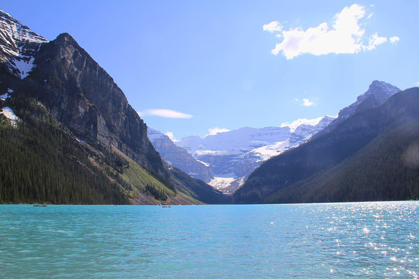 *LAKE LOUISE* IM *BANFF NP*