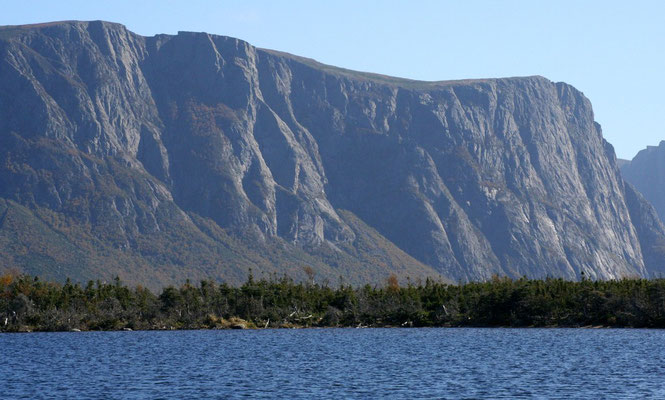 *WESTERN BROOK POND*