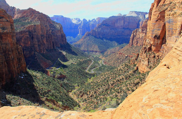 *ZION-CANYON-OVERLOOK*