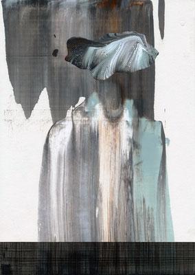 "René Korten - ""And Skin"", Nr. 17 (2018) - verkauft"