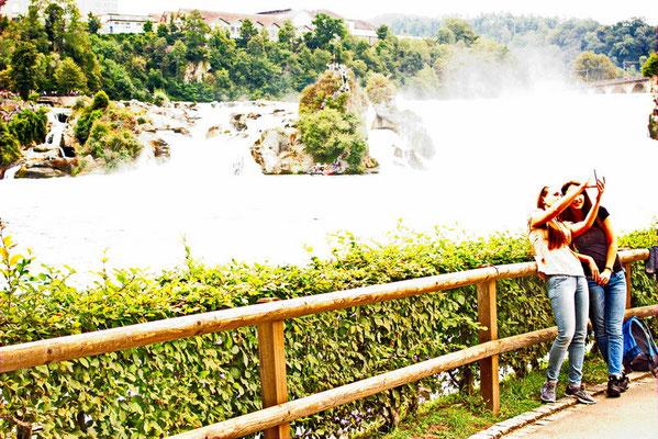 Rhine Falls col07
