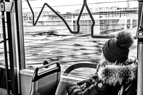 Basel Tram sw09