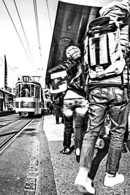 Basel Tram sw05