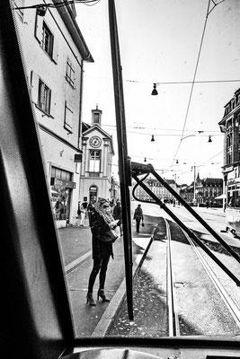 Basel Tram sw16