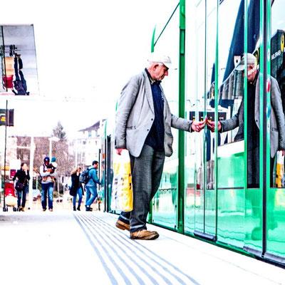 Basel Tram col14