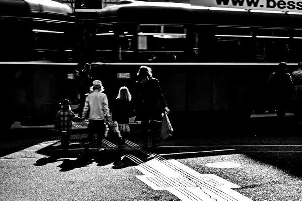 Basel Tram sw06