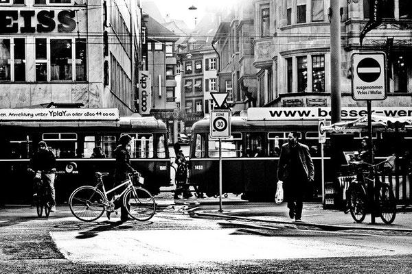 Basel Tram sw07