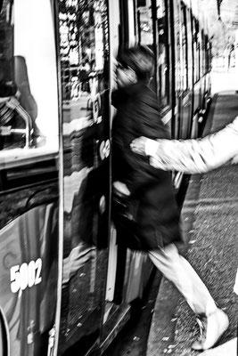 Basel Tram sw13