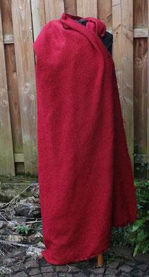 der fertig gewebte Stoff für das Cosplay Kleid