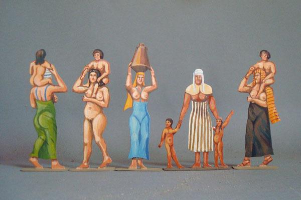 Schachtel 002 - Bild 8 - Ägyptisches Volk
