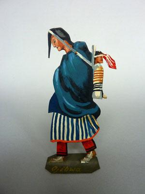 Schachtel 087 - Bild 14 - Ojibwa Squaw
