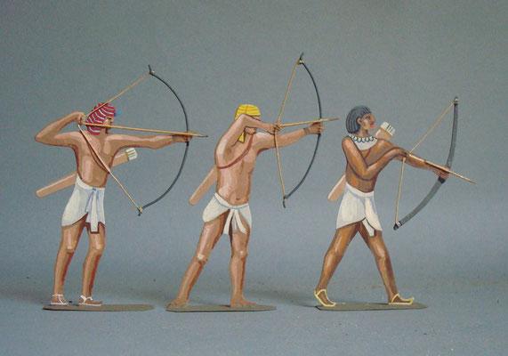 Schachtel 011 - Bild 3 - Ägypten Bogenschützen