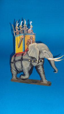 Schachtel 029 - Bild 6 - Nubier Kriegselefant
