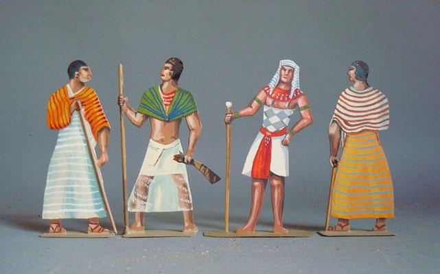 Schachtel 002 - Bild 1 - Ägyptisches Volk