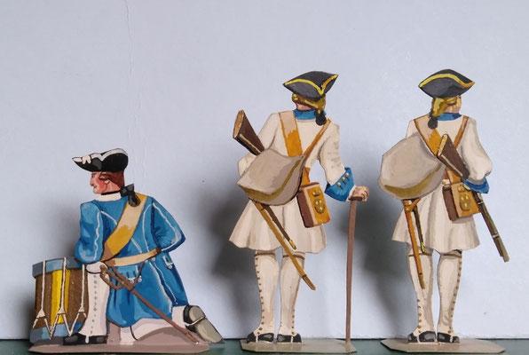 Schachtel 082 - Bild 19 - Wachbatl. Grenadiere