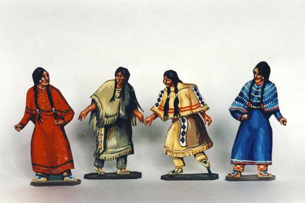 Siouixfrauen um 1865