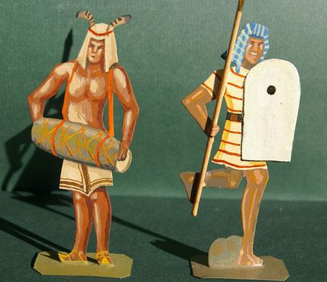 Schachtel 005 - Bild 7 - Ägypten Korps Rames II