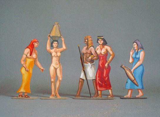 Ägyptisches Volk 006