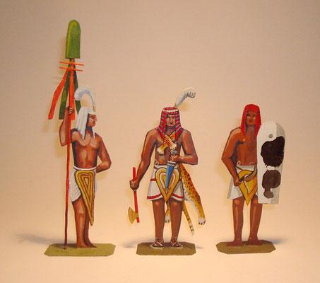 Ägypten Infanterie Rames II