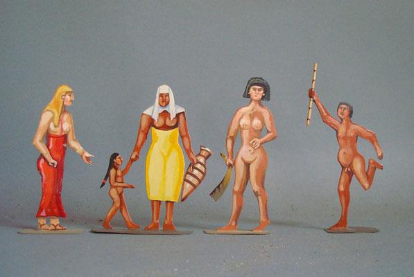 Schachtel 002 - Bild 9 - Ägyptisches Volk