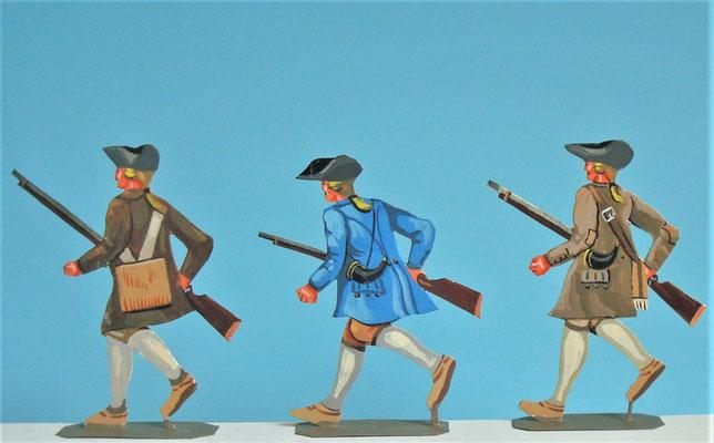Schachtel 030  - Bild 16 - Neu - England, Miliz, Trapper, Farmer