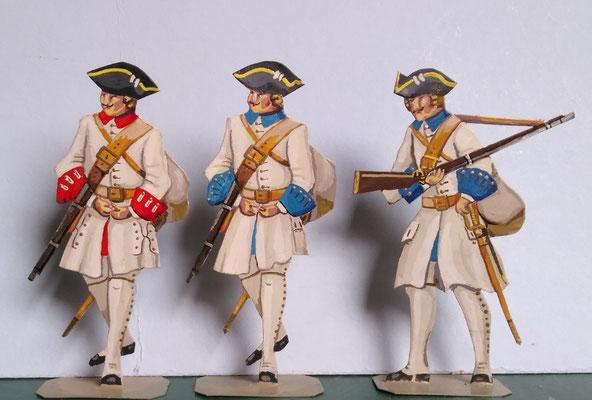 Schachtel 082 - Bild 20 -  Wachbatl. Grenadiere