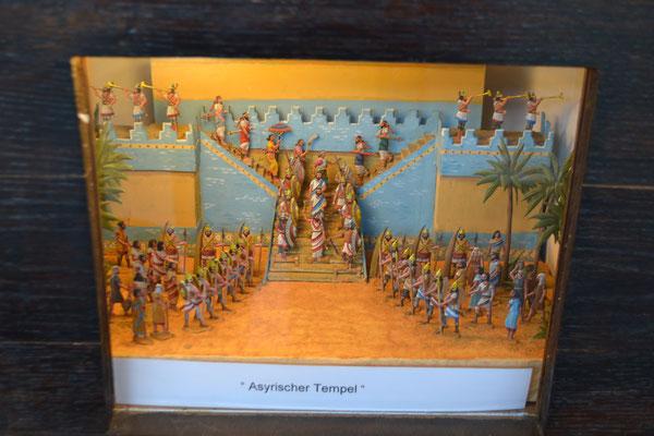 Assyrischer Tempel