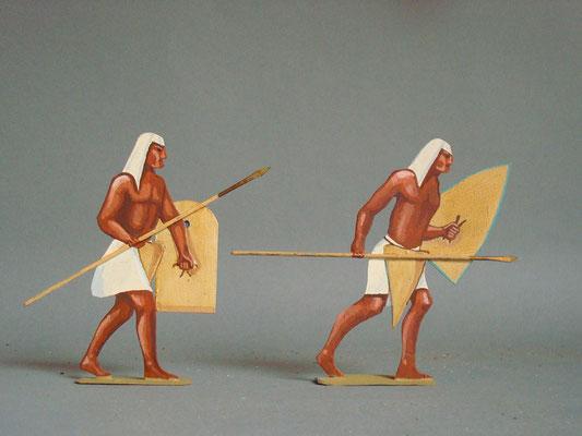 Schachtel 012 - Bild 1 - Ägypten leichte Infanterie