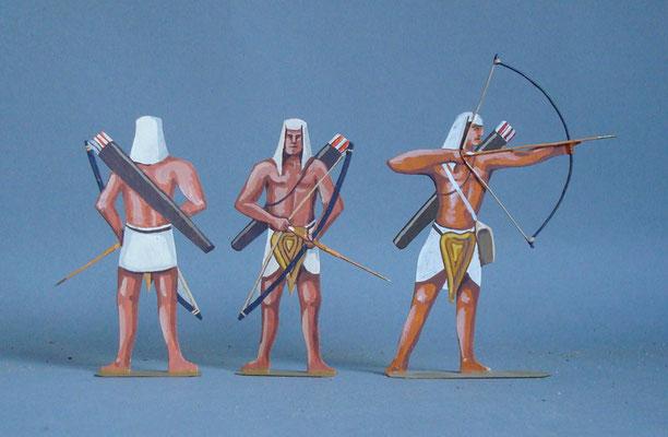 Schachtel 013 - Bild 4 - Ägypten Bogenschützen