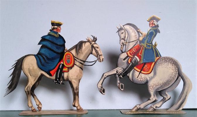 Schachtel 082 - Bild 2 - Marquis de Montcalm und General Major