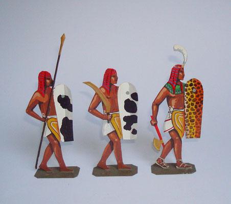 Schachtel 008 - Bild 3 - Ägypten Infanterie Rames II