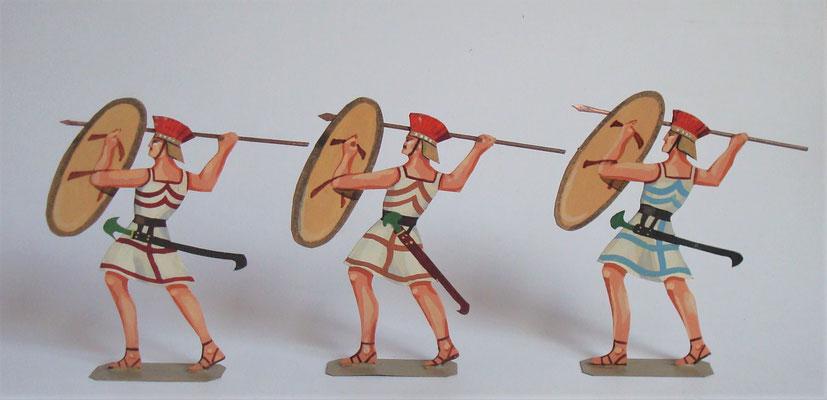 Schachtel 022 - Bild 5 - Seevölker Infanterie kämpfend
