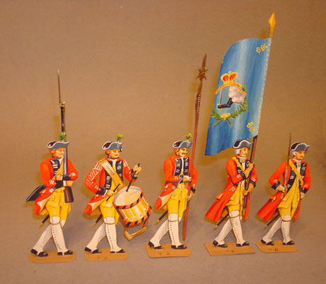 Schachtel 122 - Bild 2  - Hannover Infanterie-Regiment 4B