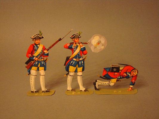 Schachtel 122 - Bild 2  - Hannover Infanterie-Regiment 4A von Bock