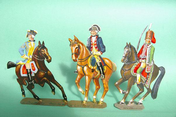 Preußen Stab Dragoner-Regiment Nr. 4