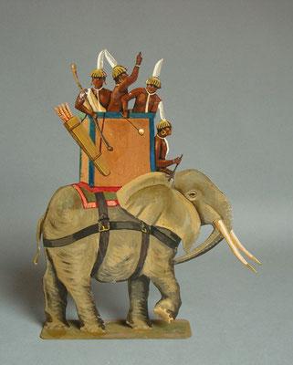 Schachtel 029 - Bild 5 - Nubier Kriegselefant