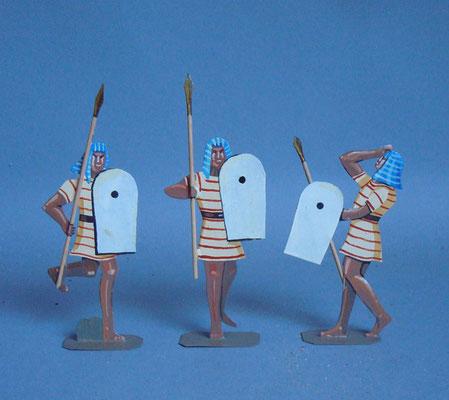 Schachtel 005 - Bild 4 - Ägypten Korps Rames II blau
