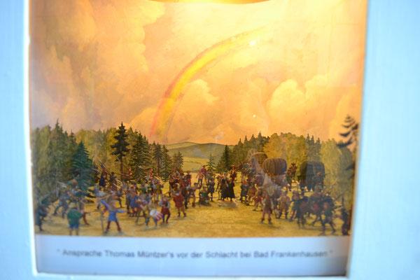 Ansprache Thomas Münzer vor der Schlacht bei Bad Frankenhausen