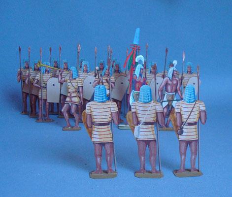 Schachtel 005 - Bild 2 - Ägypten Korps Rames II blau
