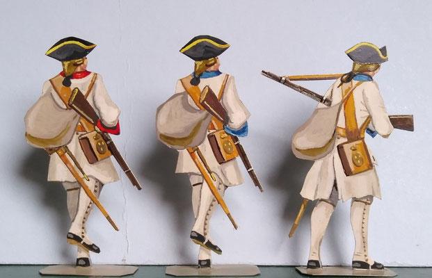 Schachtel 082 - Bild 21 -  Wachbatl. Grenadiere