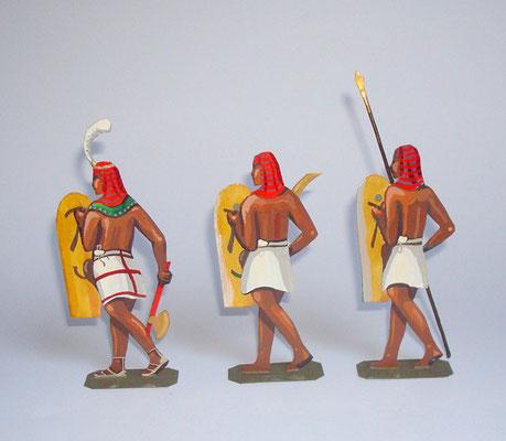 Schachtel 008 - Bild 4 - Ägypten Infanterie Rames II
