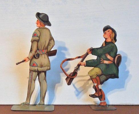 Schachtel 030  - Bild 18 - Neu - England, Miliz, Trapper, Farmer