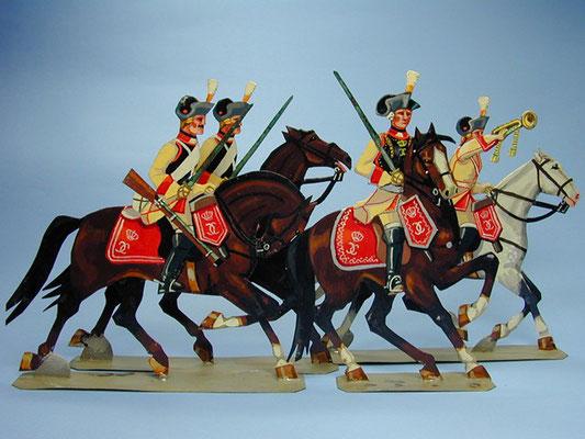 Schachtel 147 - Bild 2  - Herzogtum Braunschweig Carabiniers